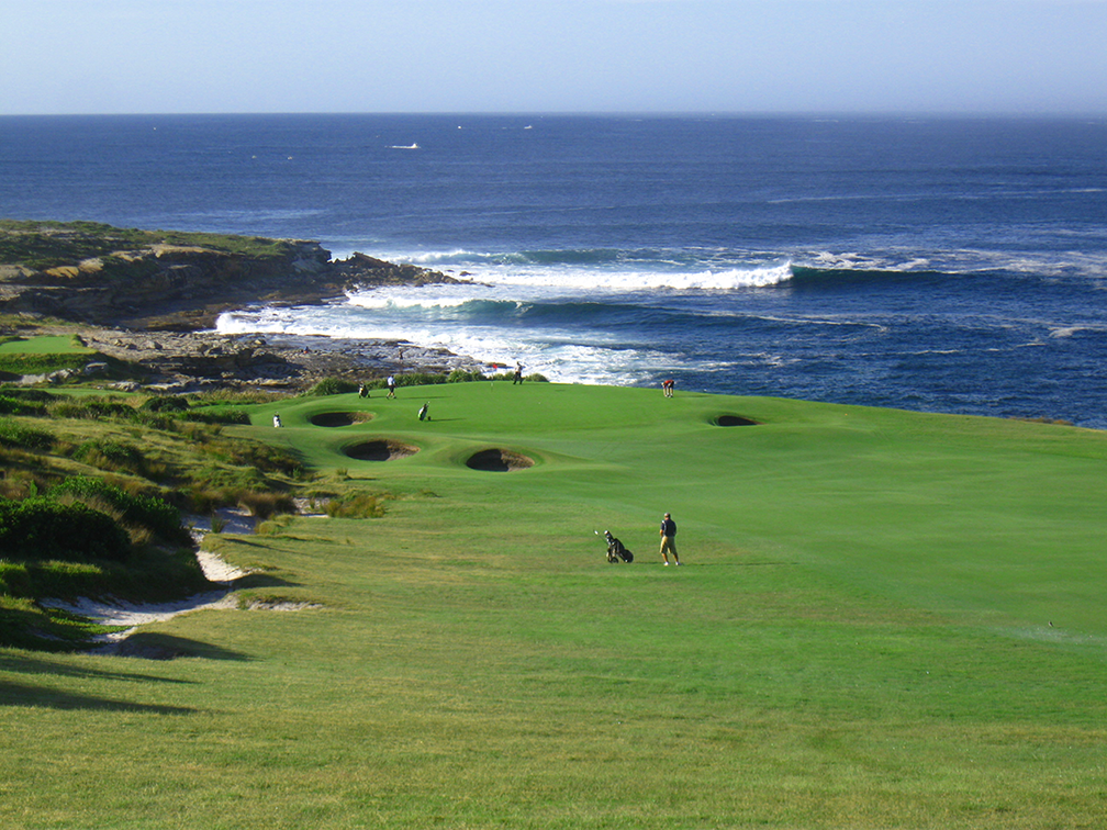 New South Wales Golf Club - LaPerouse, NSW - Australia* Private - Renovaiton - 18 holeswww.nswgolfclub.com.au