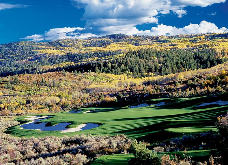 Red Sky Golf Club - Vail, Colorado - USA* Private / Resort - 18 holeswww.redskygolfclub.com