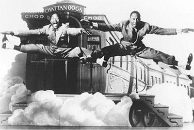"""Chattanooga Choo Choo"" from, Sun Valley Serenade, Musical Director, Emil Newman"