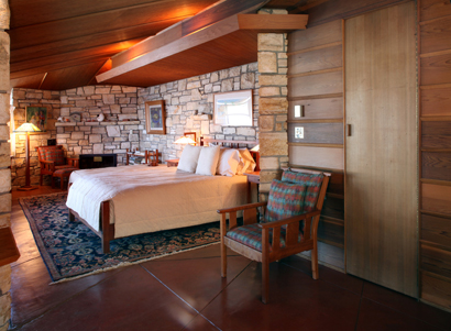 Walker House – Master Bedroom