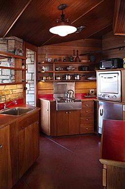 Walker House Kitchen