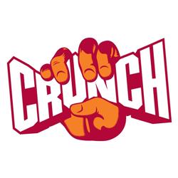 Copy of Crunch Fitness logo