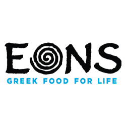 Eons Greek Food logo