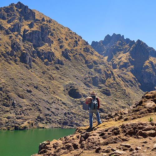 WEAVING THE GOLDEN THREAD PILGRIMAGE TO PERU - 2019
