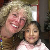 Lea Motlow - Peru Travel Director & Founder Golden Threads