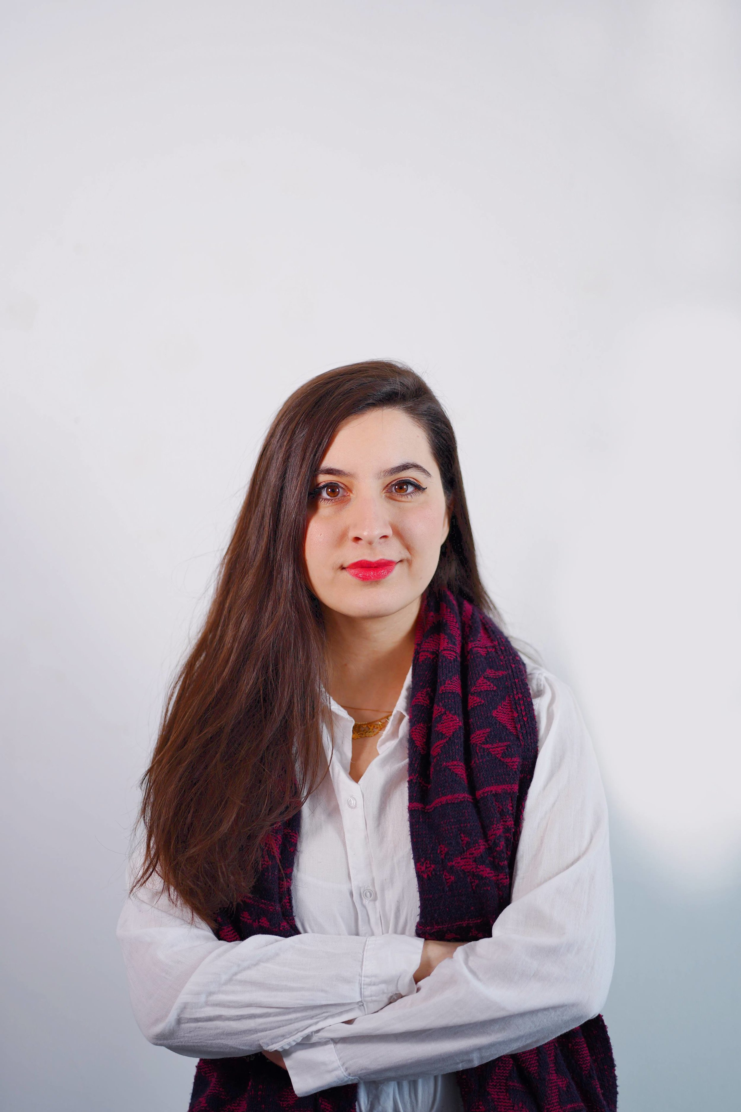 Carly Sahagian - SCSYou VP-AUA Candidate