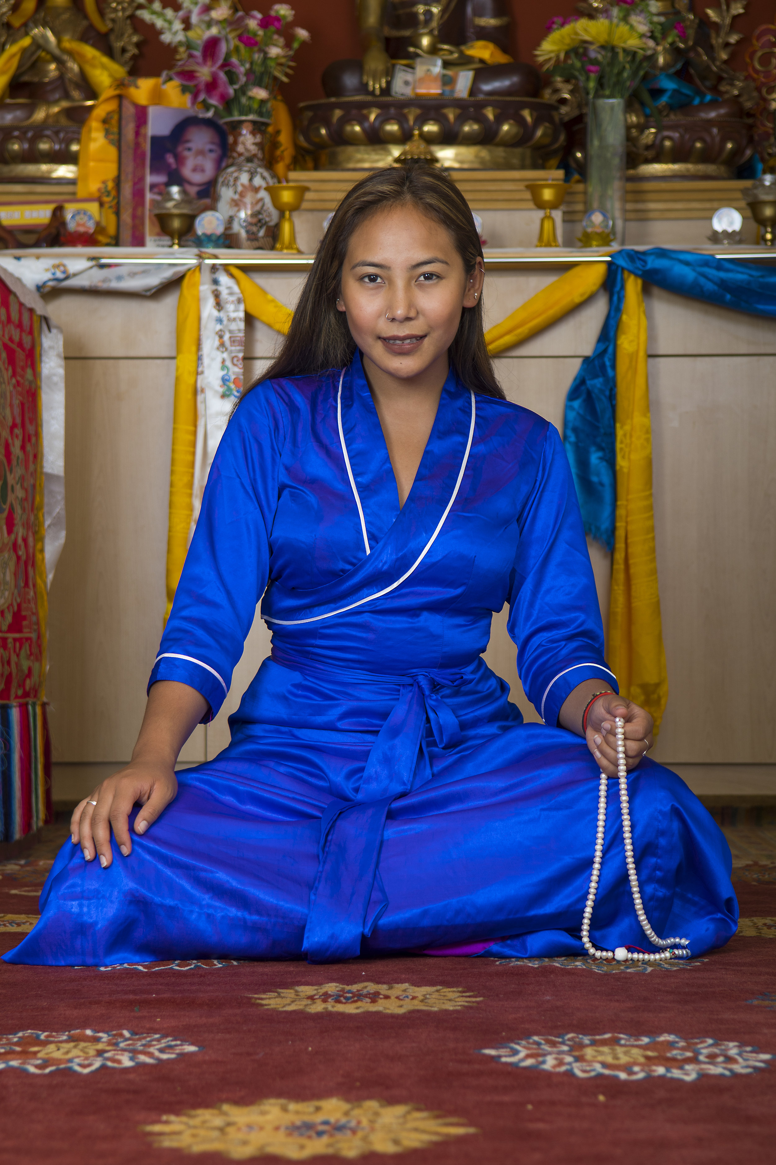 Chemi Lhamo - ShineBrightUTSC Presidential Candidate