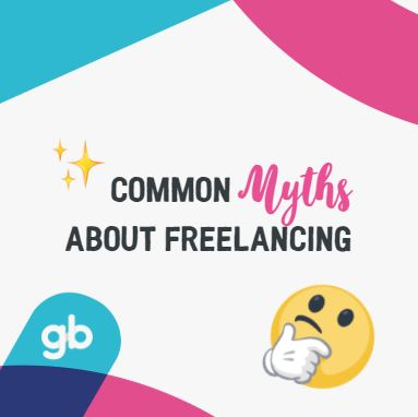 #2. No idea what freelancing is or how it works? We'll debunk seven common myths about freelancing and show you why most of the stuff you've heard about working online simply isn't true. -