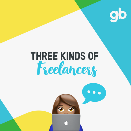 #3. Did you know there's more than one kind of freelancer? Whatever work you're offering (customer support, writing, coding, designing, project managing, etc.), you don't have to follow just one specific route to success. Which type of freelancer do YOU want to be? -