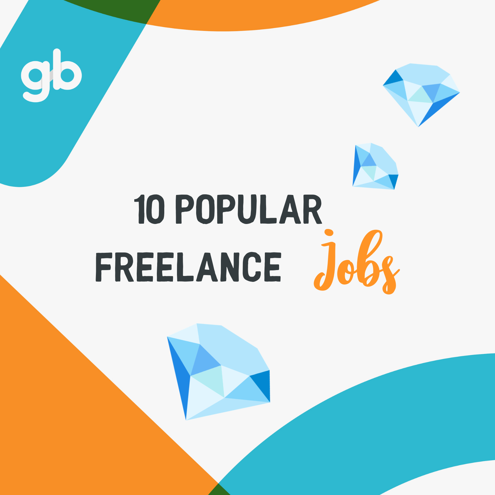 #4. Not sure what services or skills specialize in? Here are 10 in-demand freelance careers and the average pay range for each. -