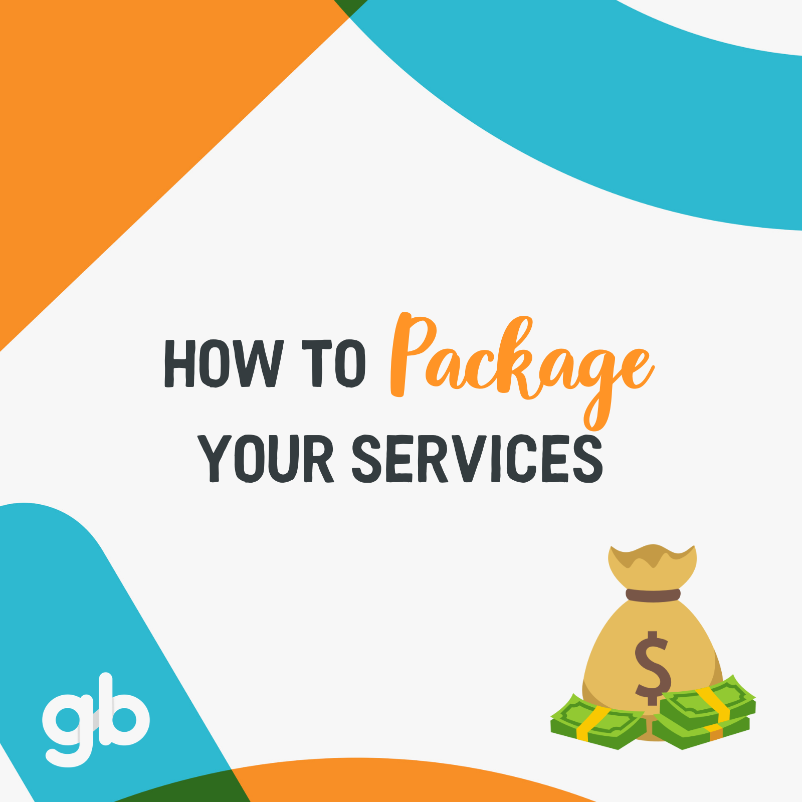 #6. Wondering why it's a good idea to package your services? In this article, we share advice & best practices on how to package and price your services in a way that makes you and your clients happy! 😃 -