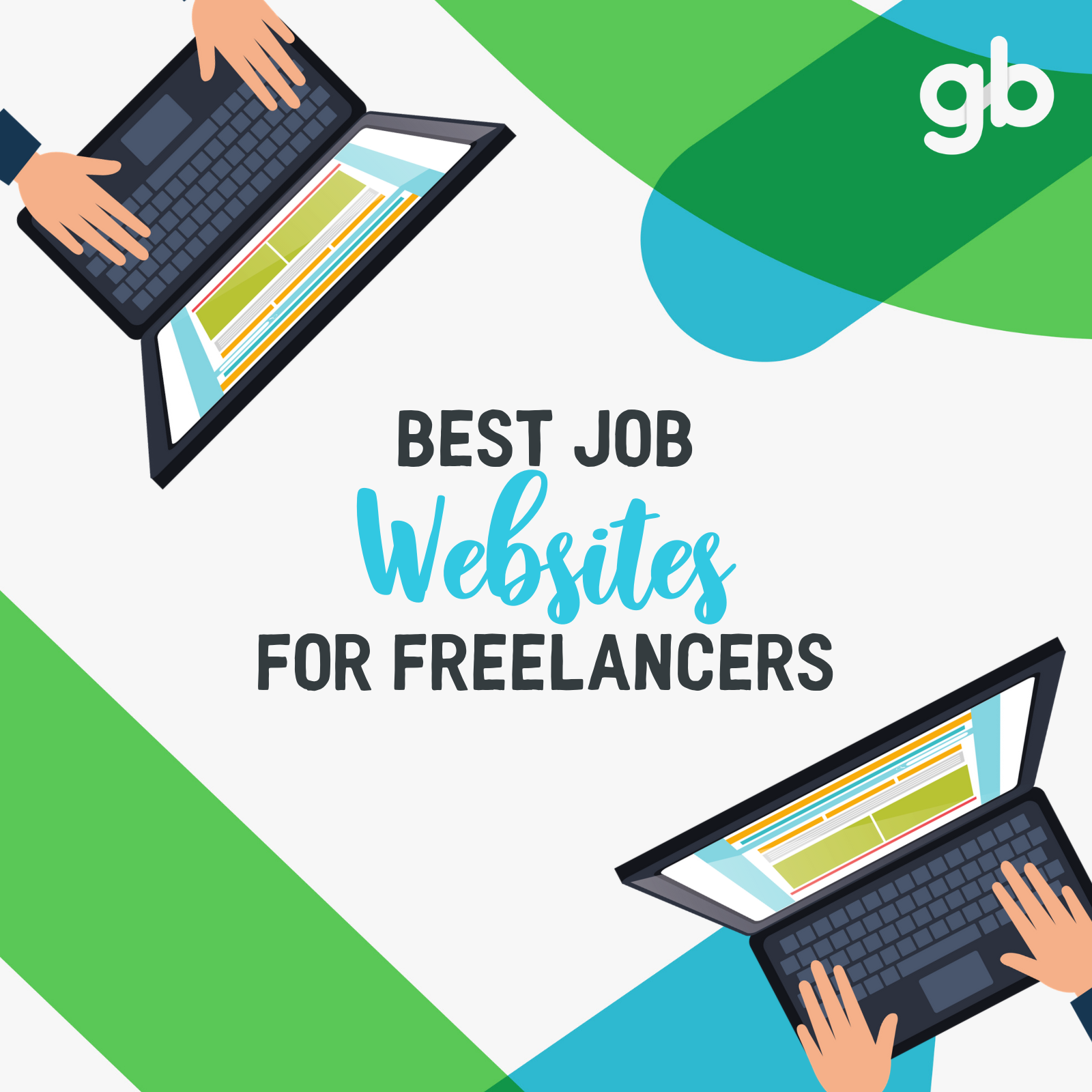 #8. Ready to find an awesome remote job? Here's a complete list of over 100 of the best job websites for freelancers around the world - not just the US and Canada! -