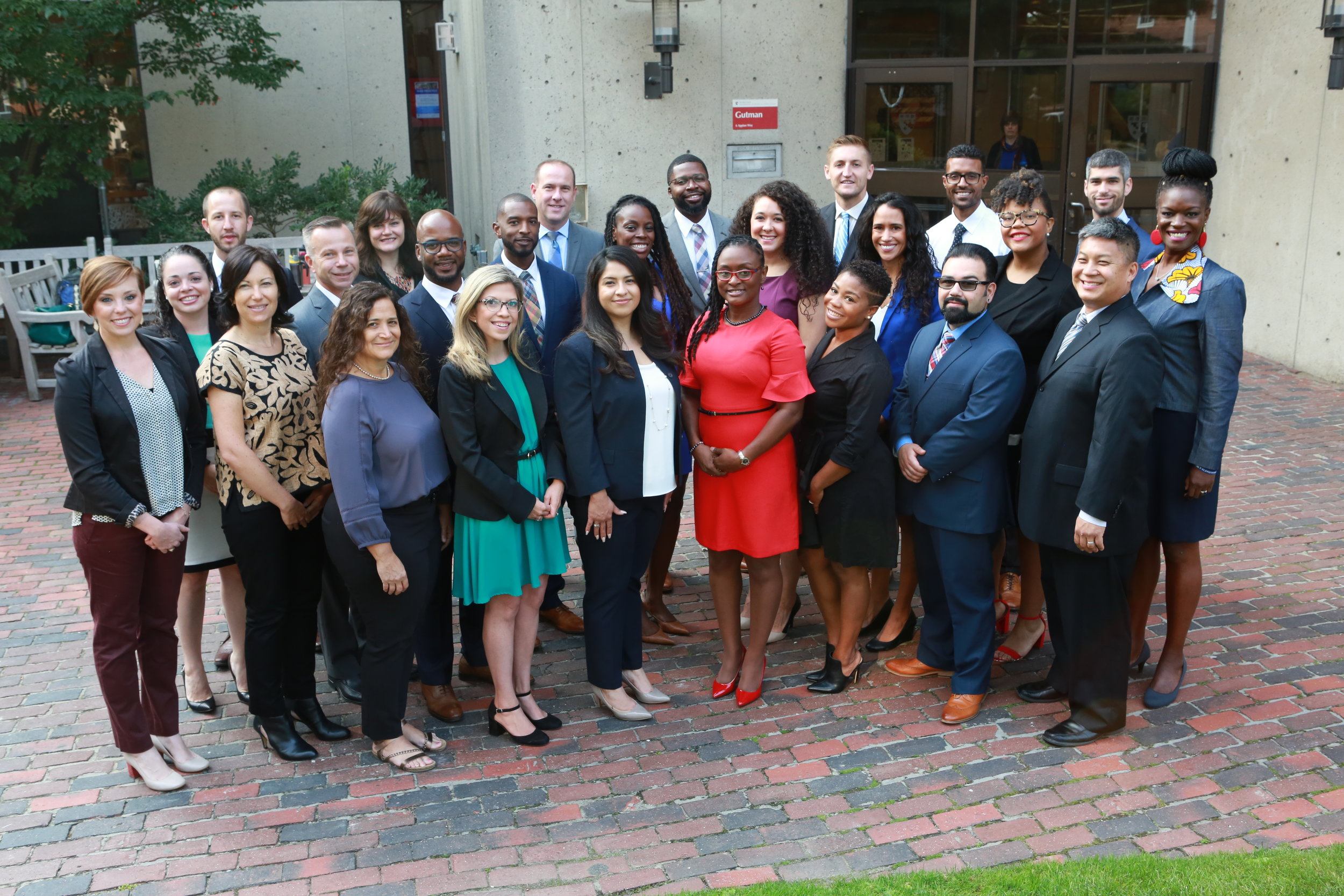 Harvard university education leadership doctorate (edld) cohort 9