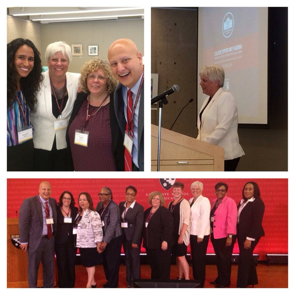 College opportunity agenda: strengthening school counseling and college advising at harvard university, 2014
