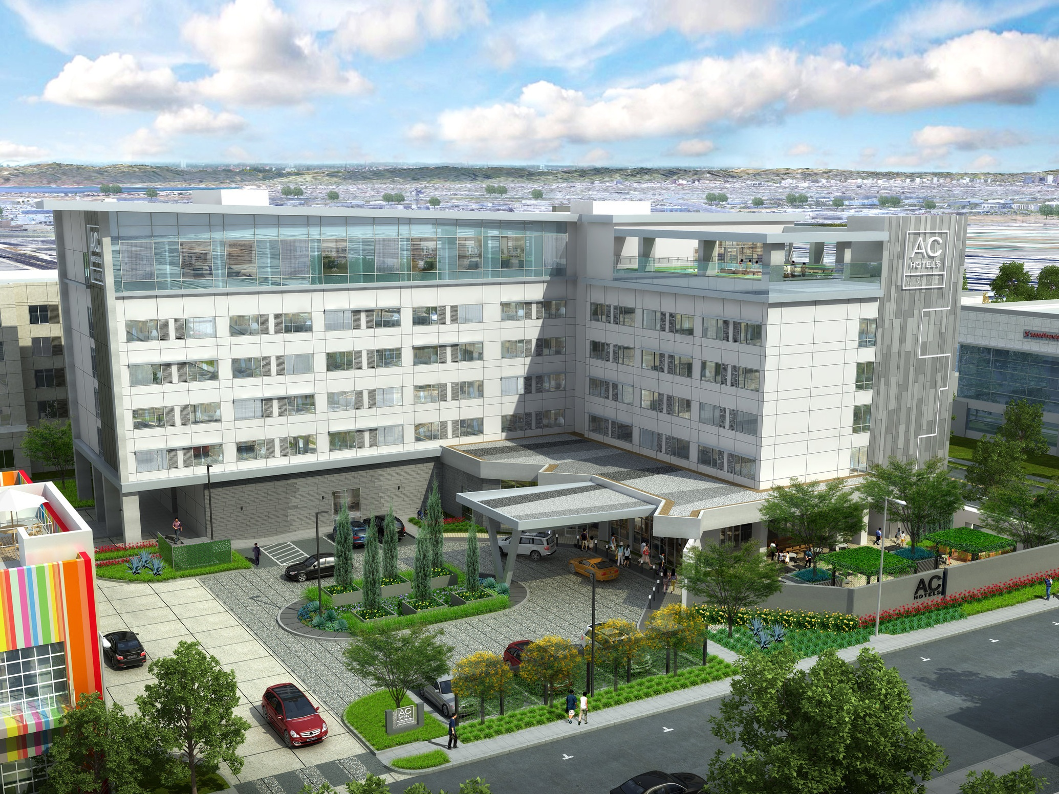 Commercial - For the last 15 years, we have collaborated with other firms to create Campus El Segundo, a 46-acre workplace campus featuring two hotels and a collection of more than 50 individual property owners.