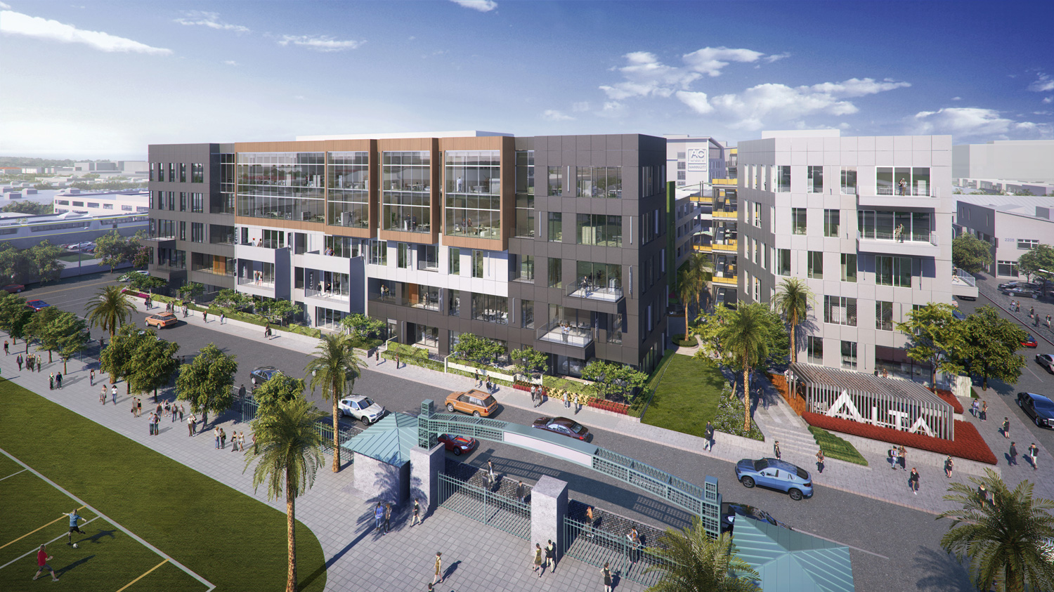 "- ""The hands-on service of Messori Development is unrivaled in southern Californian boutique development."""