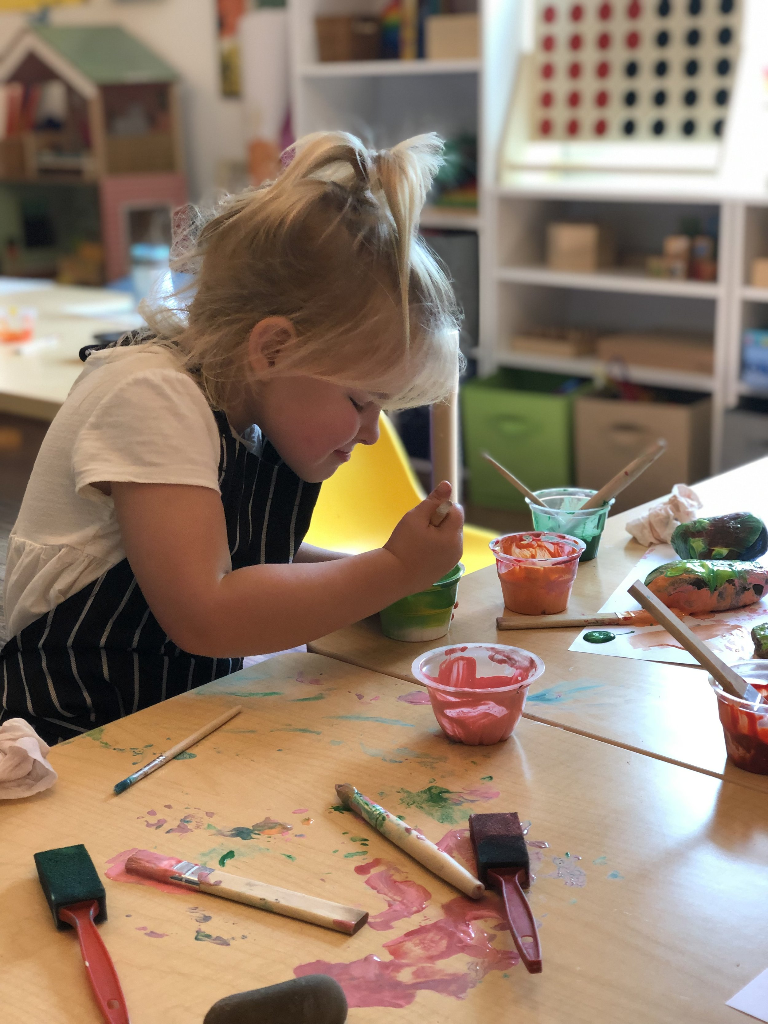 """- """"Our care of the child should be governed, not by the desire to make him learn things, but by the endeavor always to keep burning within him that light which is called intelligence.""""―Maria Montessori"""