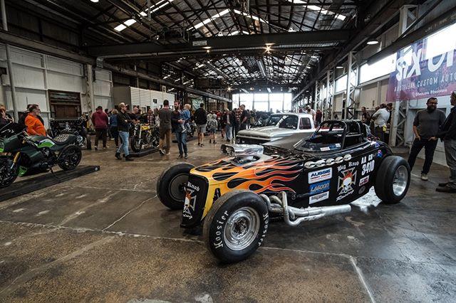 Australia's Fastest Hot Rod... Norm's '34 Roadster. 📸@jasonlphotos #thesixone