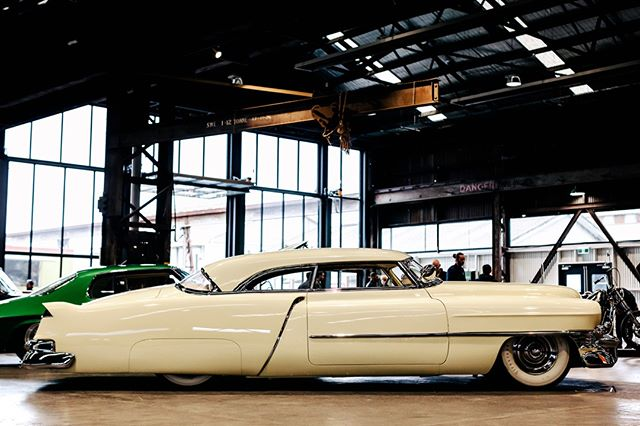 Glen's 1950 Cadillac Coupe de Ville. 📸 @crcooperphoto #thesixone