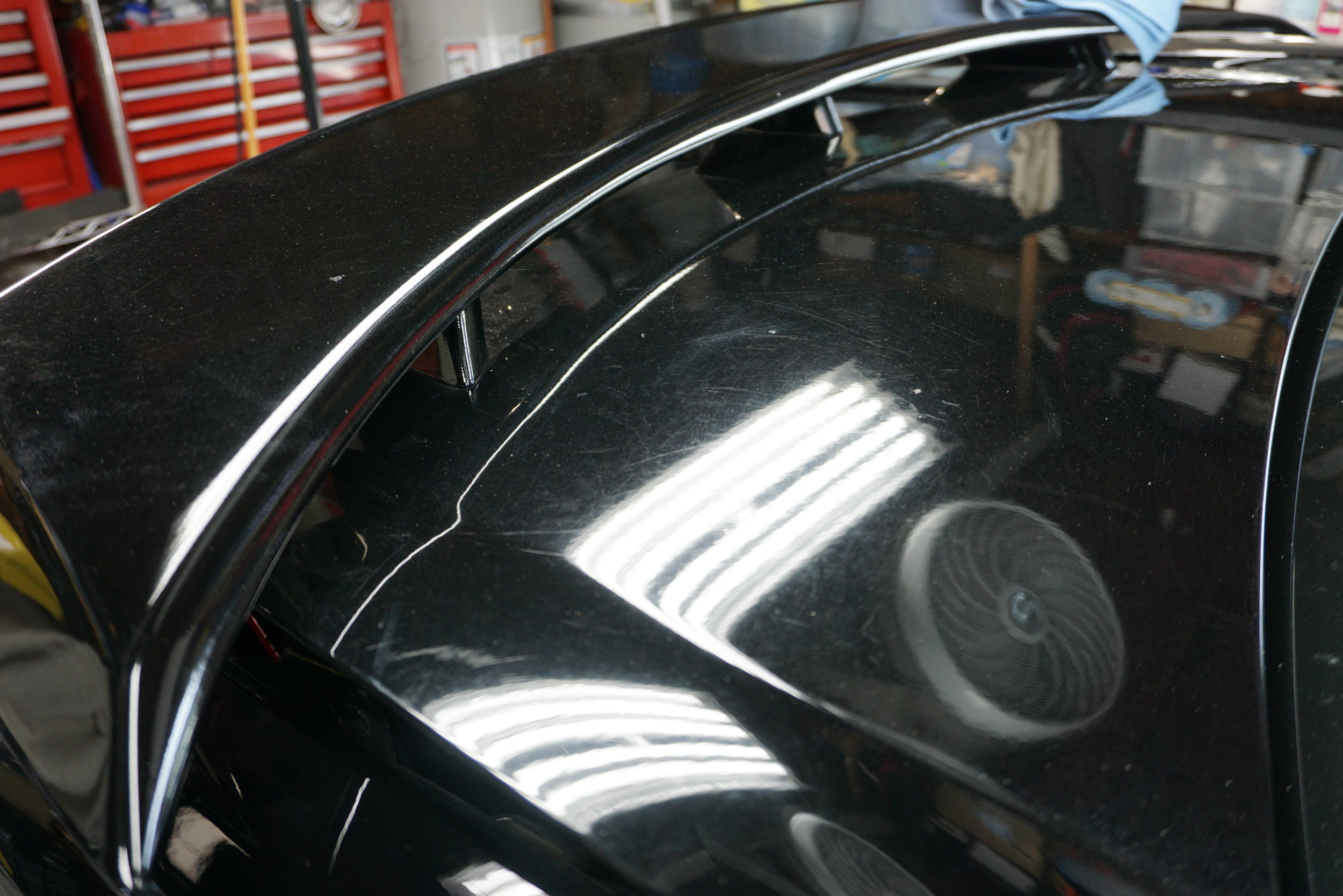 Trunk Lid before