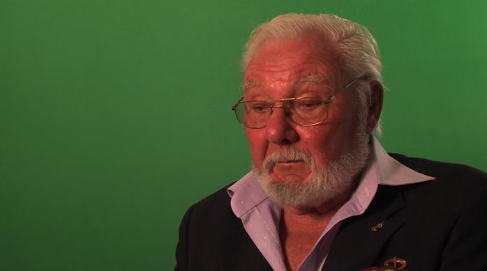 Roland Griffths-Marsh as interviewed in A Secret War