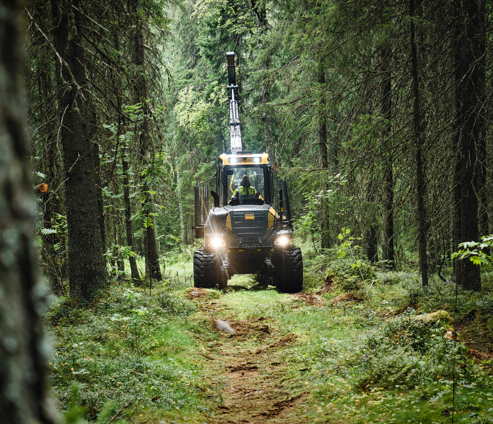 Why to partner with Ponsse? - Ponsse is one of the world's leading manufacturers of forest machines for the cut-to-length method. The company's shares are quoted on the NASDAQ OMX, but it's a family company whose roots are deep in the Finnish countryside. Get to know Ponsse better at https://www.ponsse.com/
