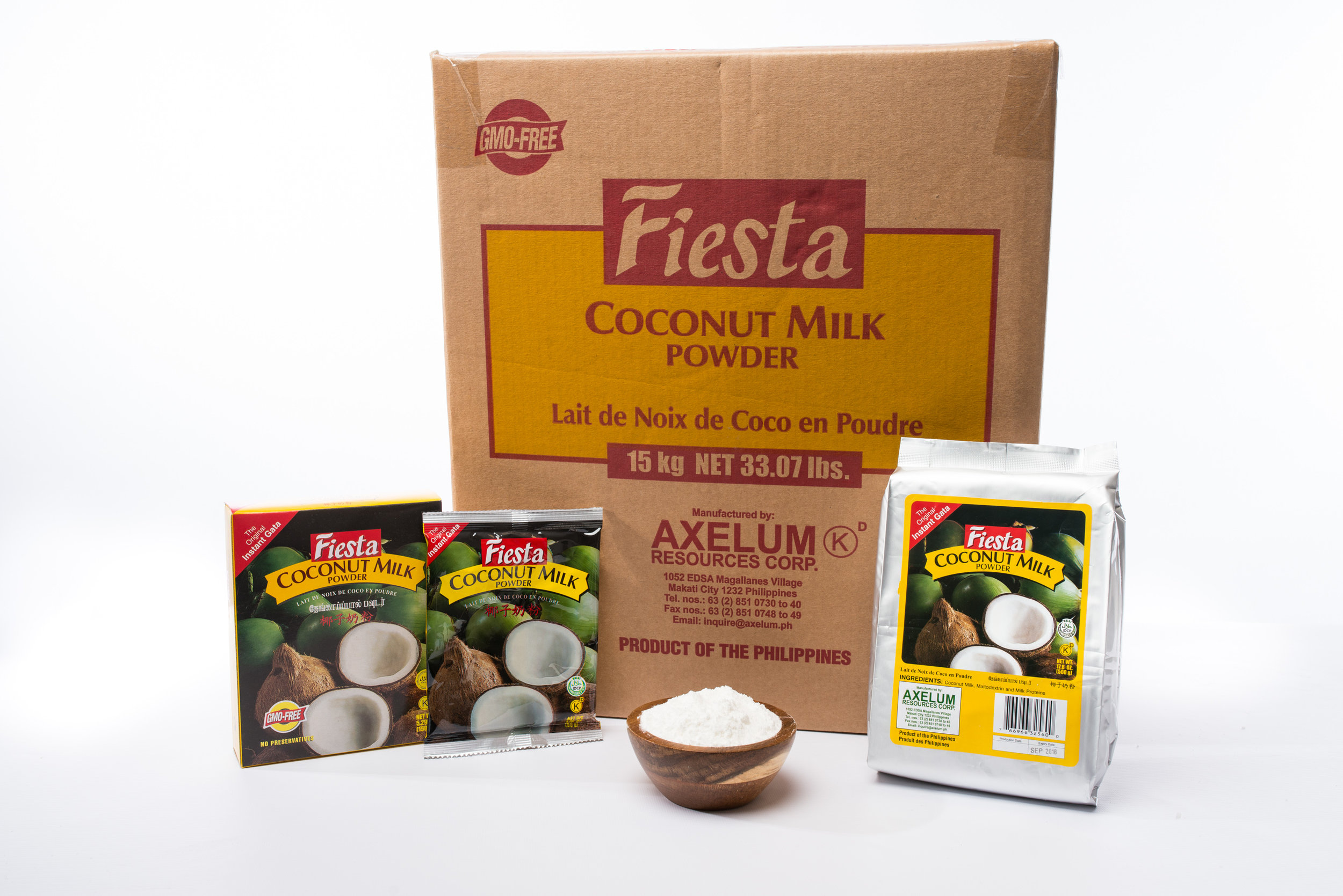 Red V Foods Coconut Milk Powder Bulk Retail