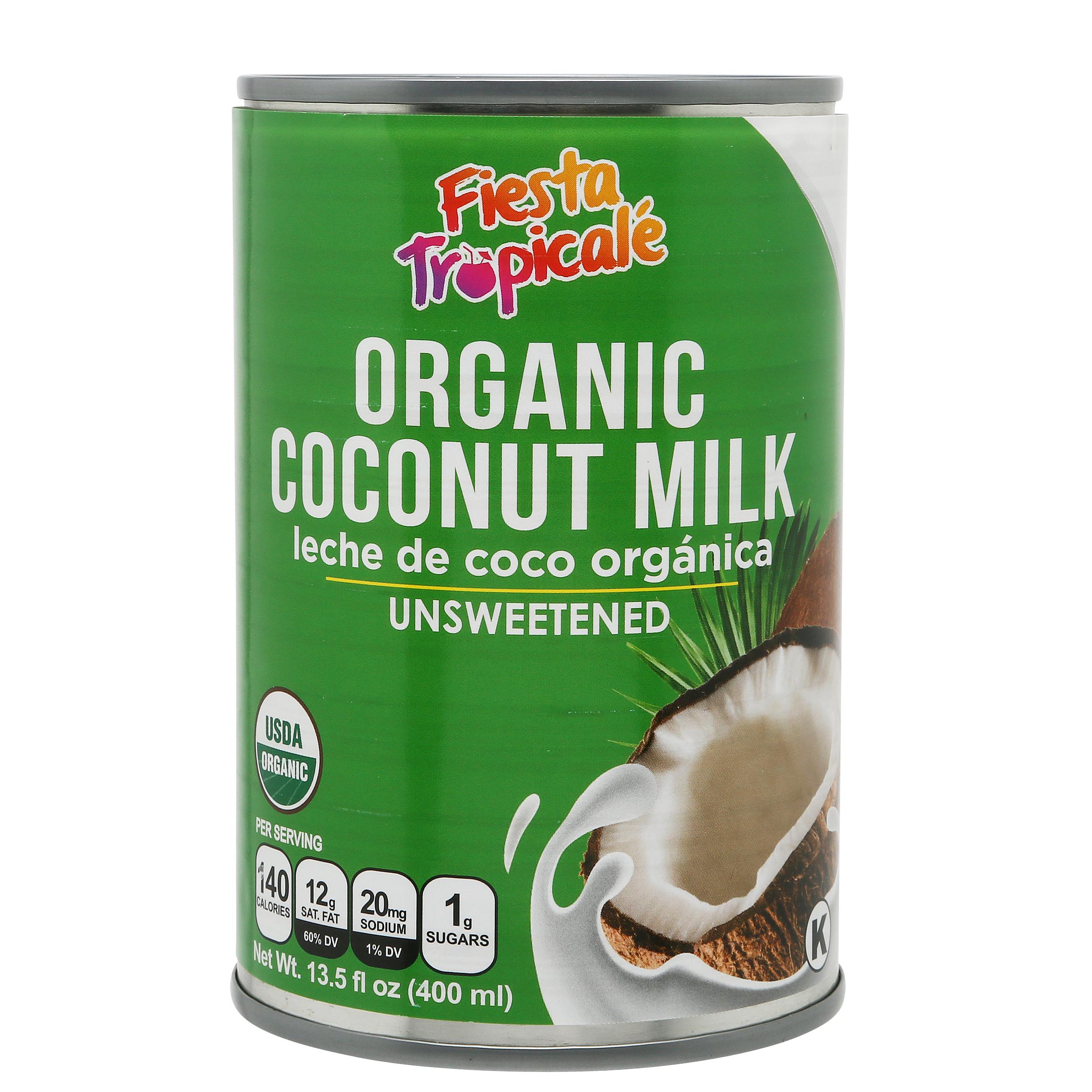 Fiesta Tropicale Organic Coconut Milk