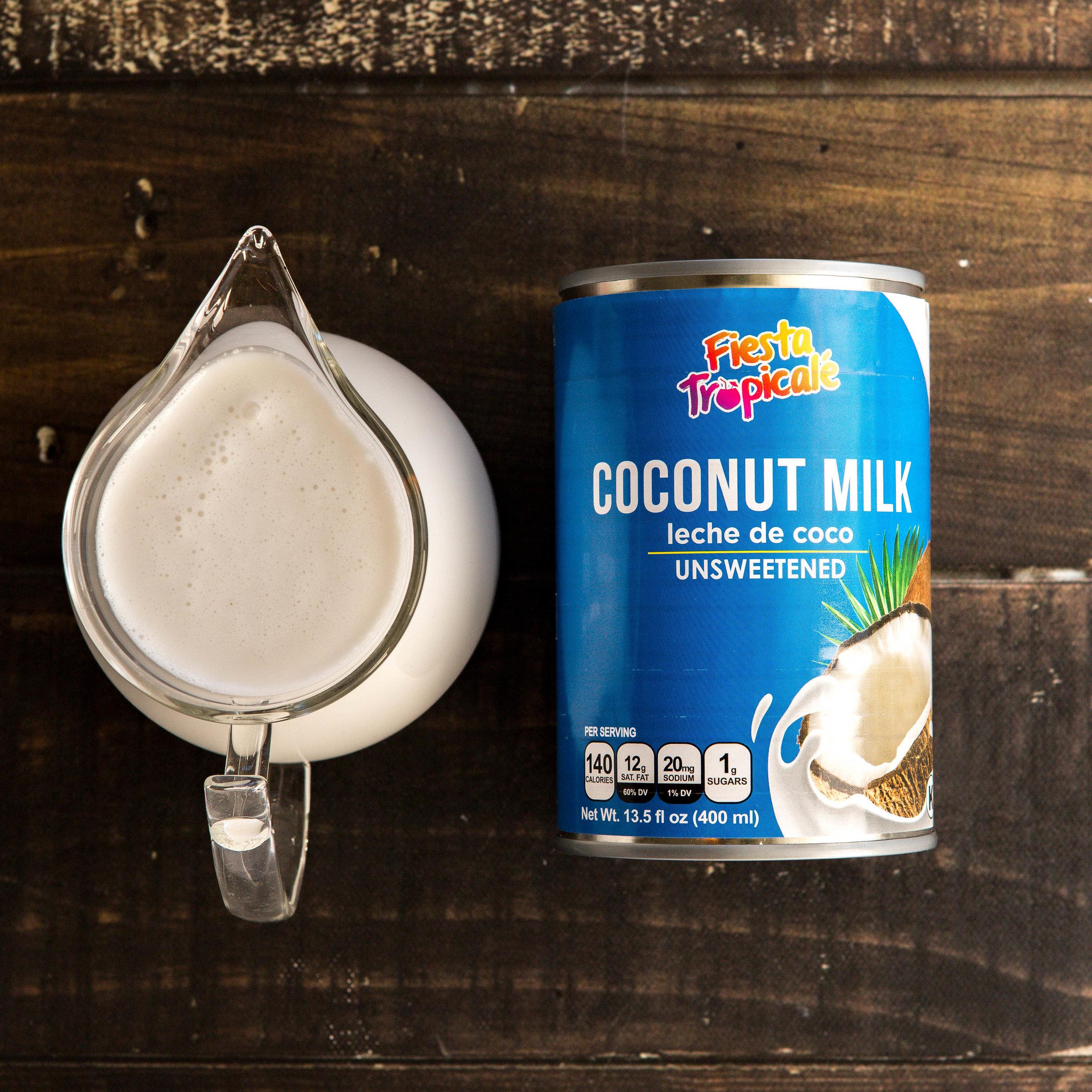 Fiesta Tropicale Natural Coconut Milk
