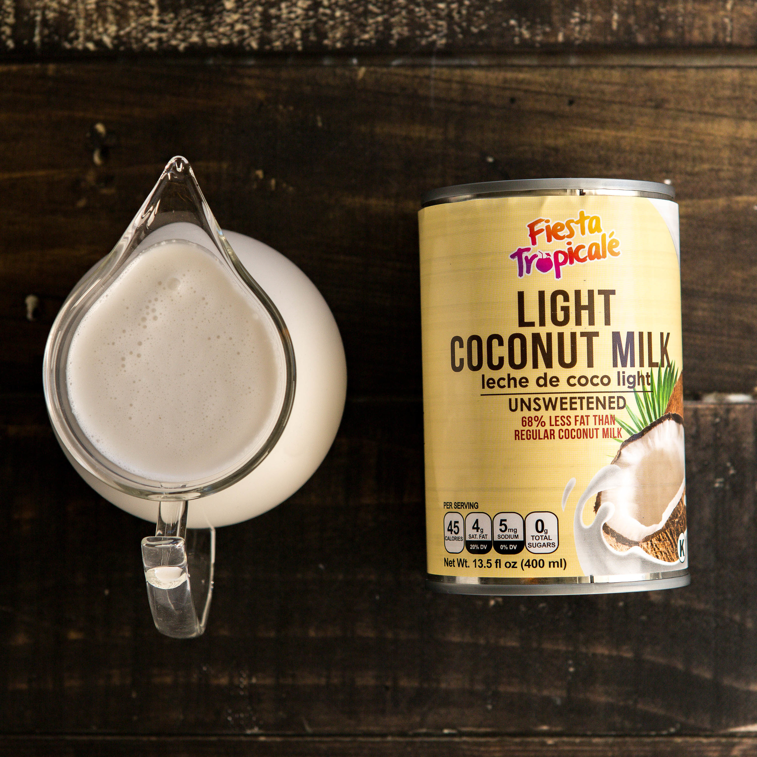 Fiesta Tropicale Light Coconut Milk