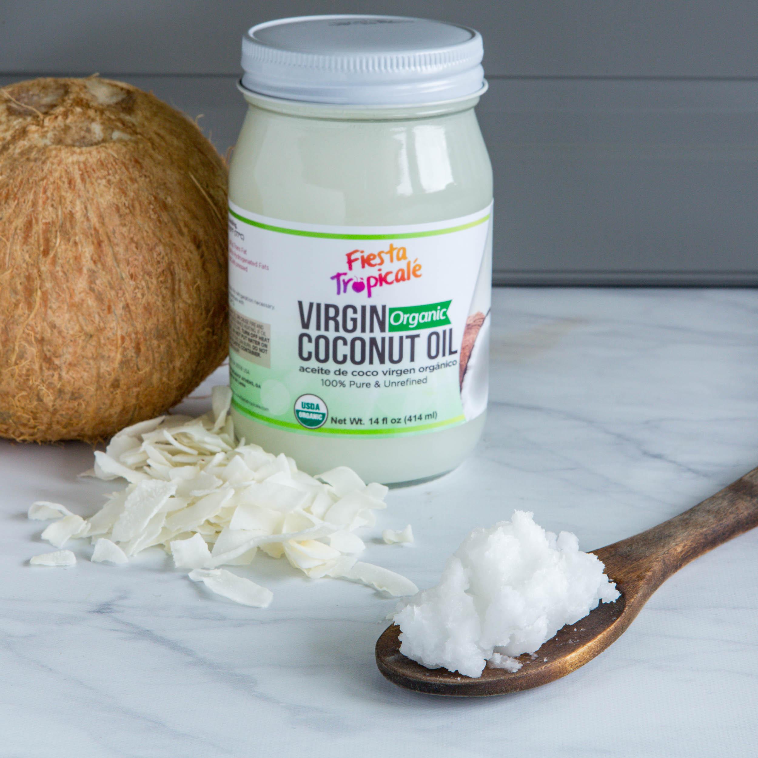 Fiesta Tropicale Organic Virgin Coconut Oil