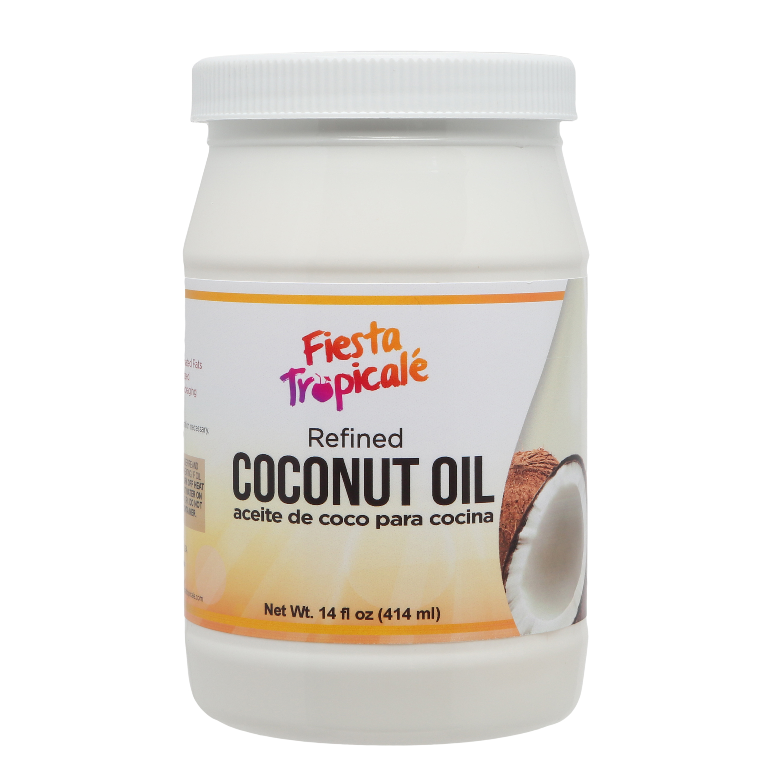 Fiesta Tropicale Refined Coconut Oil