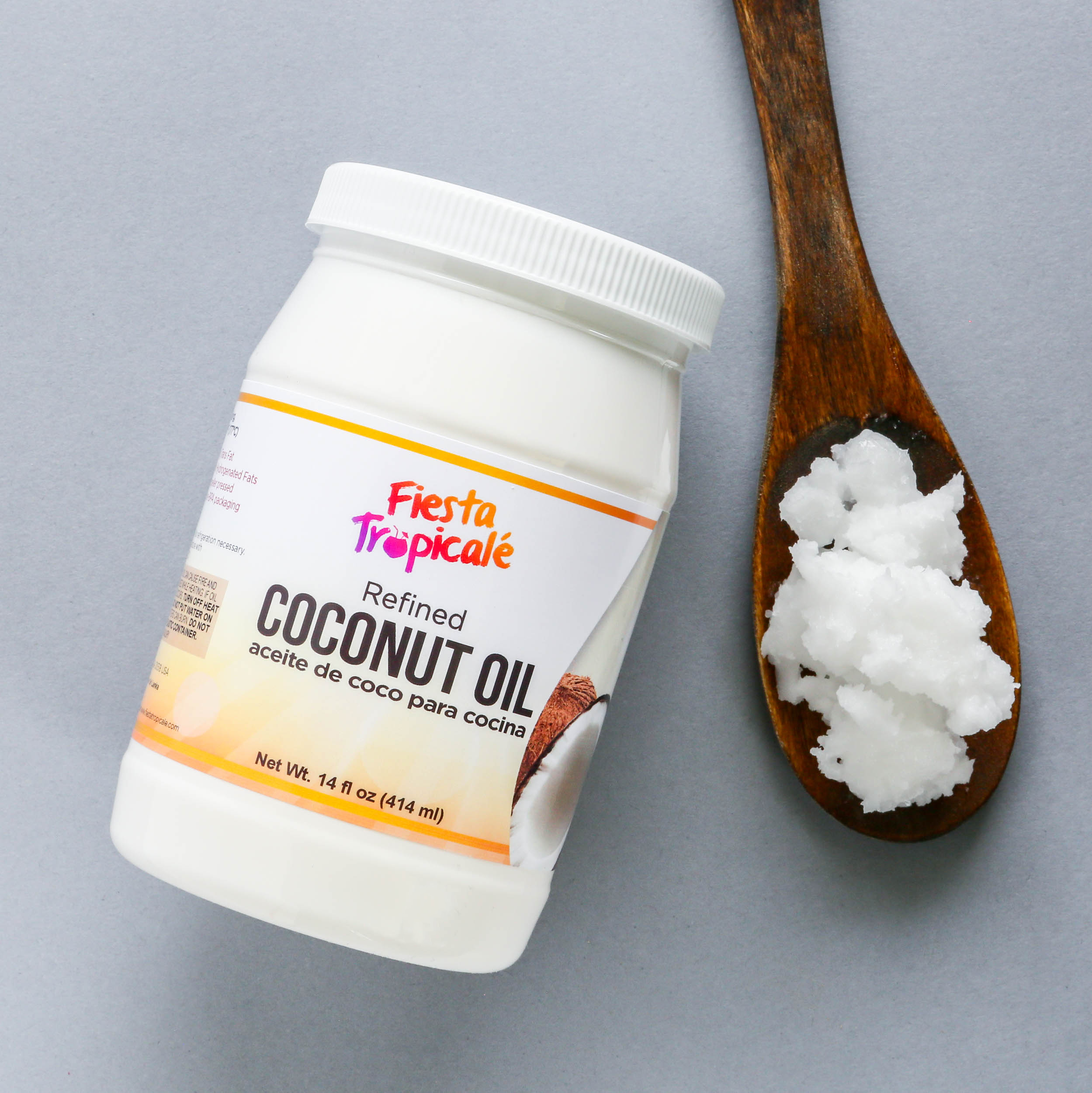 Fiesta Tropicale Refined Coconut Oil Best on Amazon