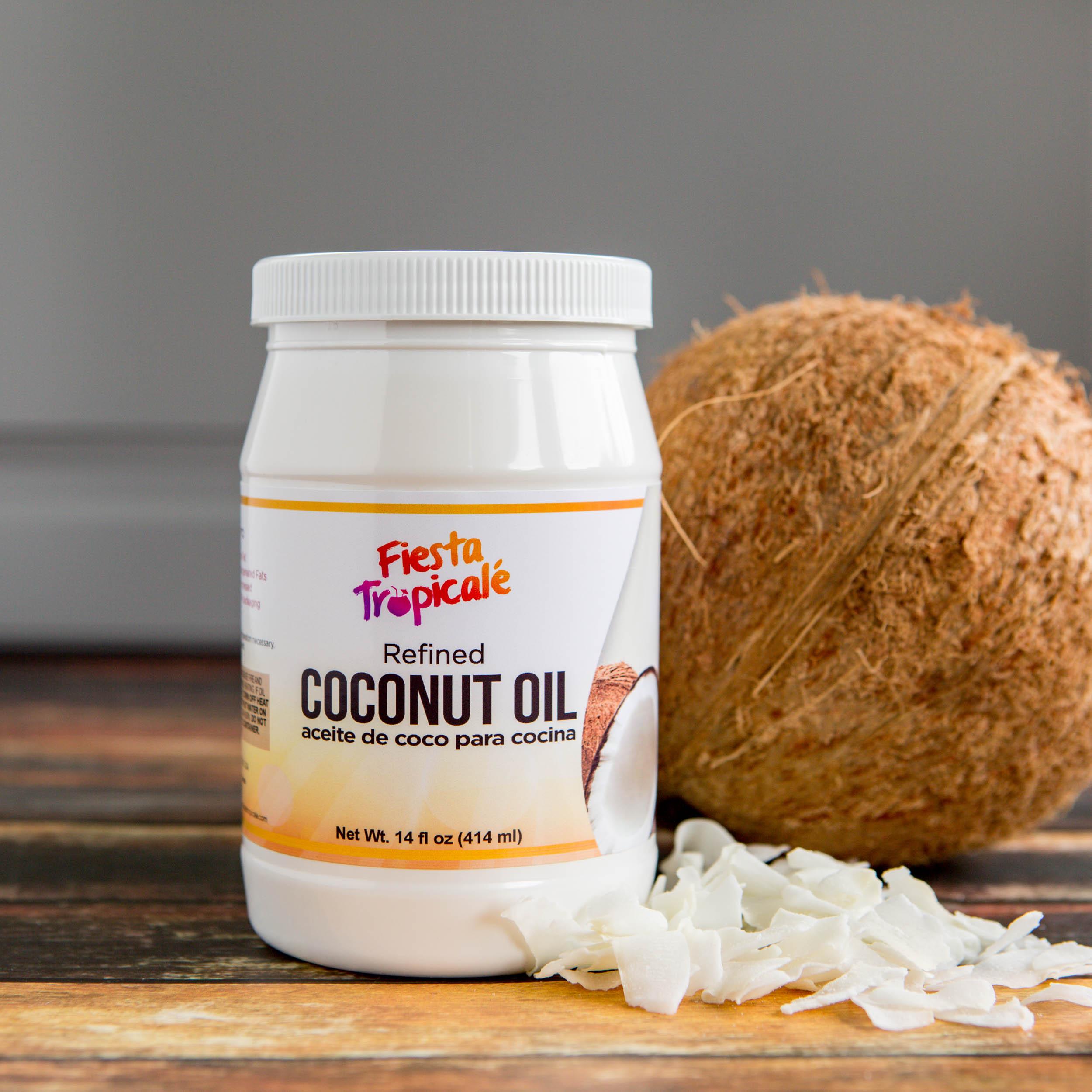 Fiesta Tropicale Refined Coconut Oil