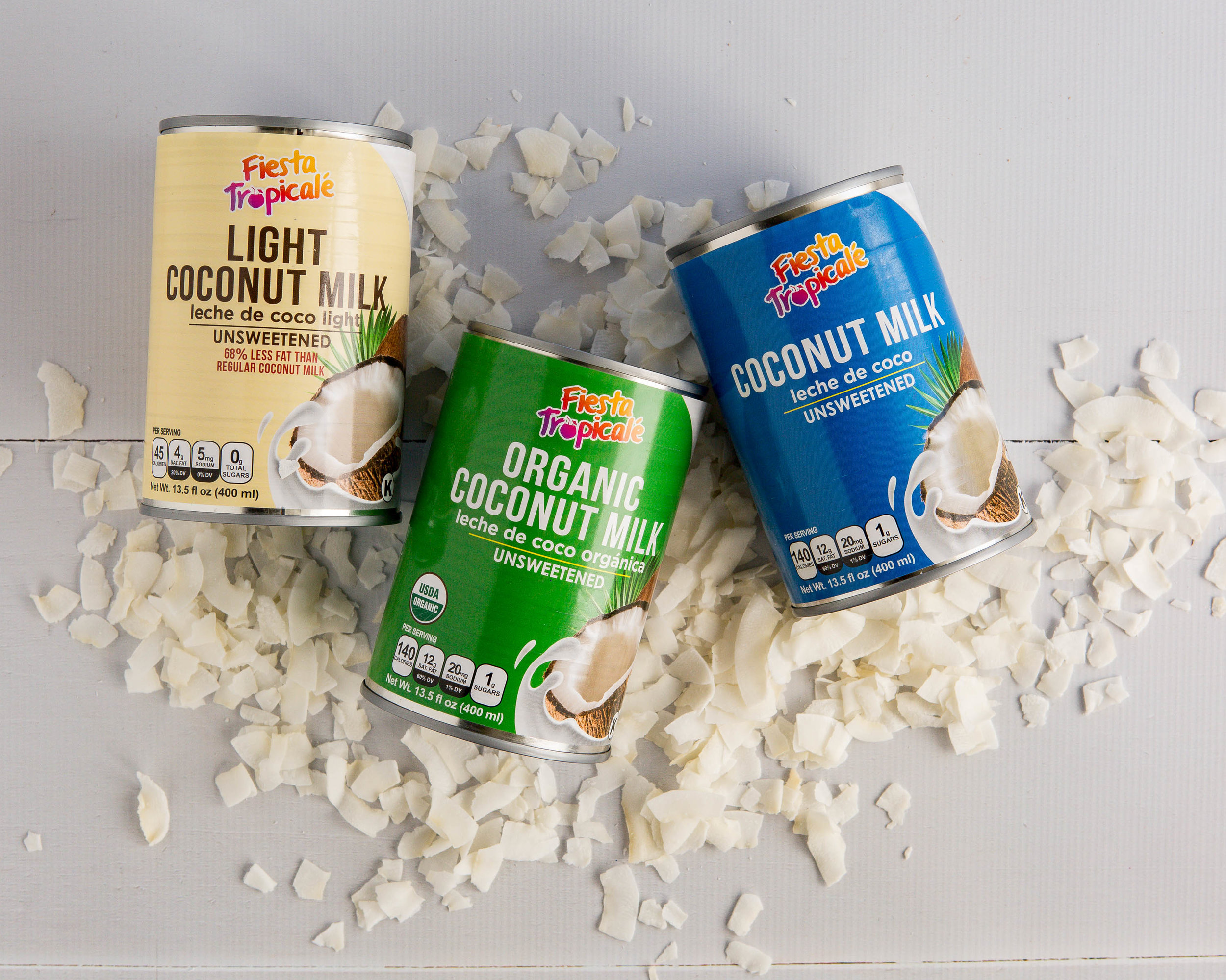 Red V Foods Coconut Milk - Retail & Private Label