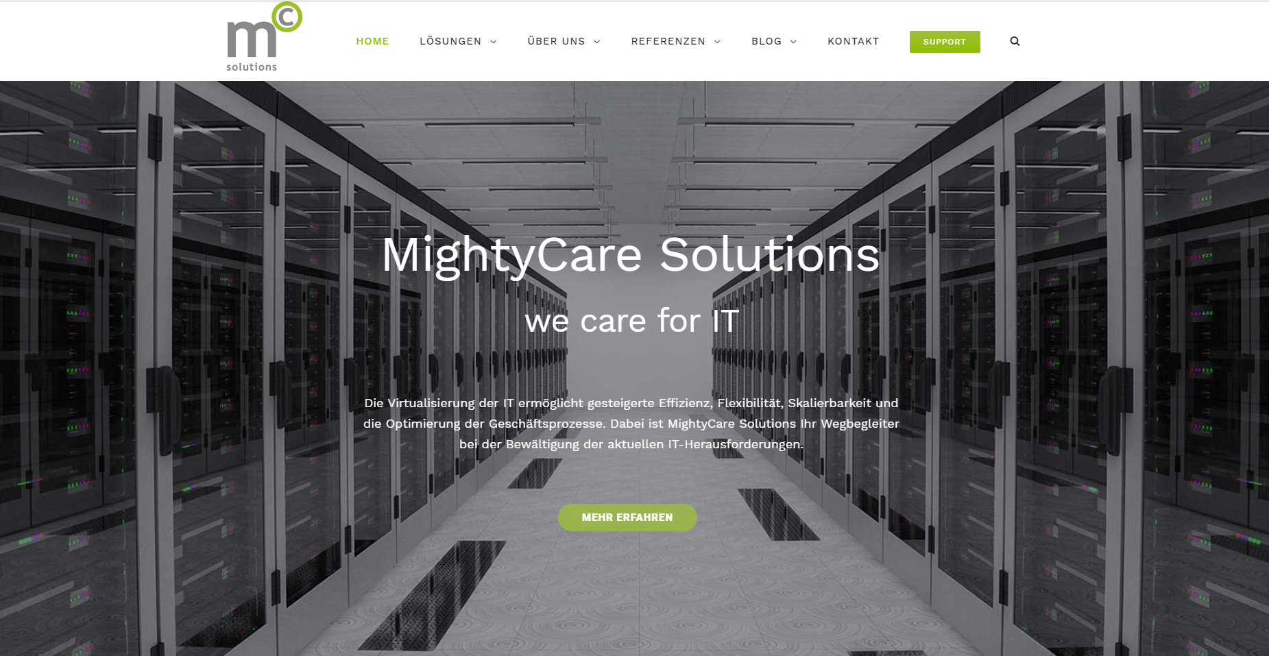 Mighty Care Solutions