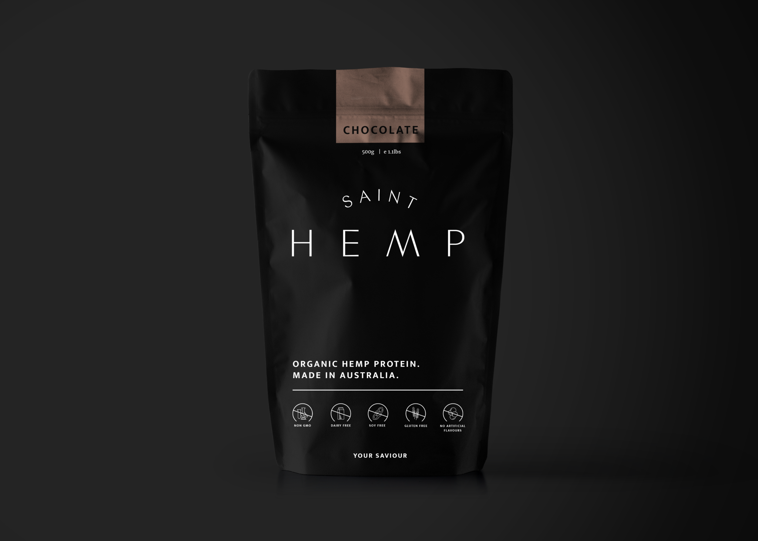 Saint Hemp - Brand Identity | Packaging | Branded Collateral | Website Design | Apparel Design
