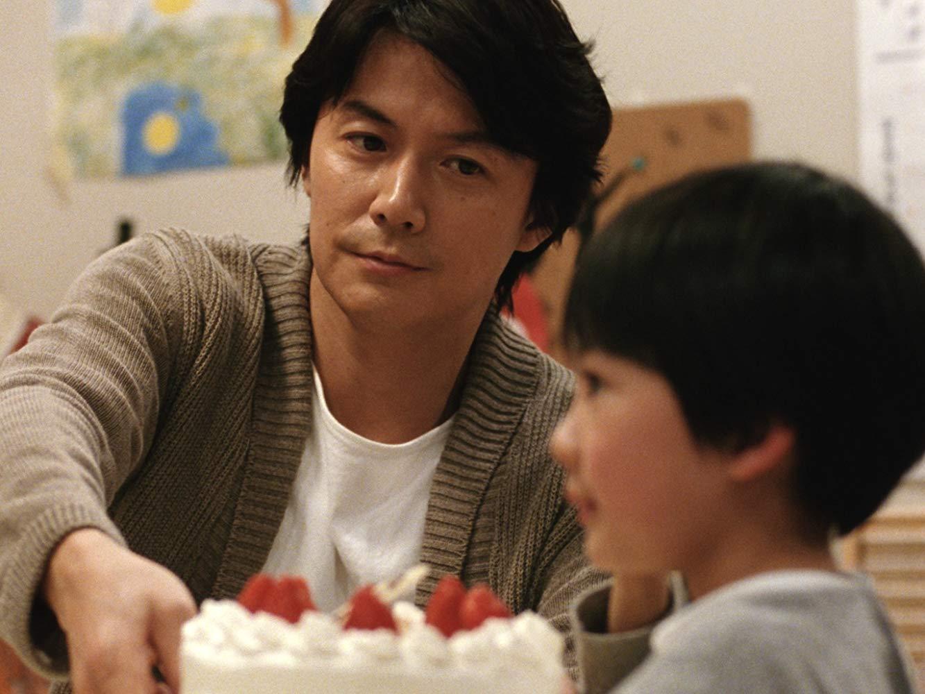 Soshite Chichi ni Naru (Like Father, Like Son)