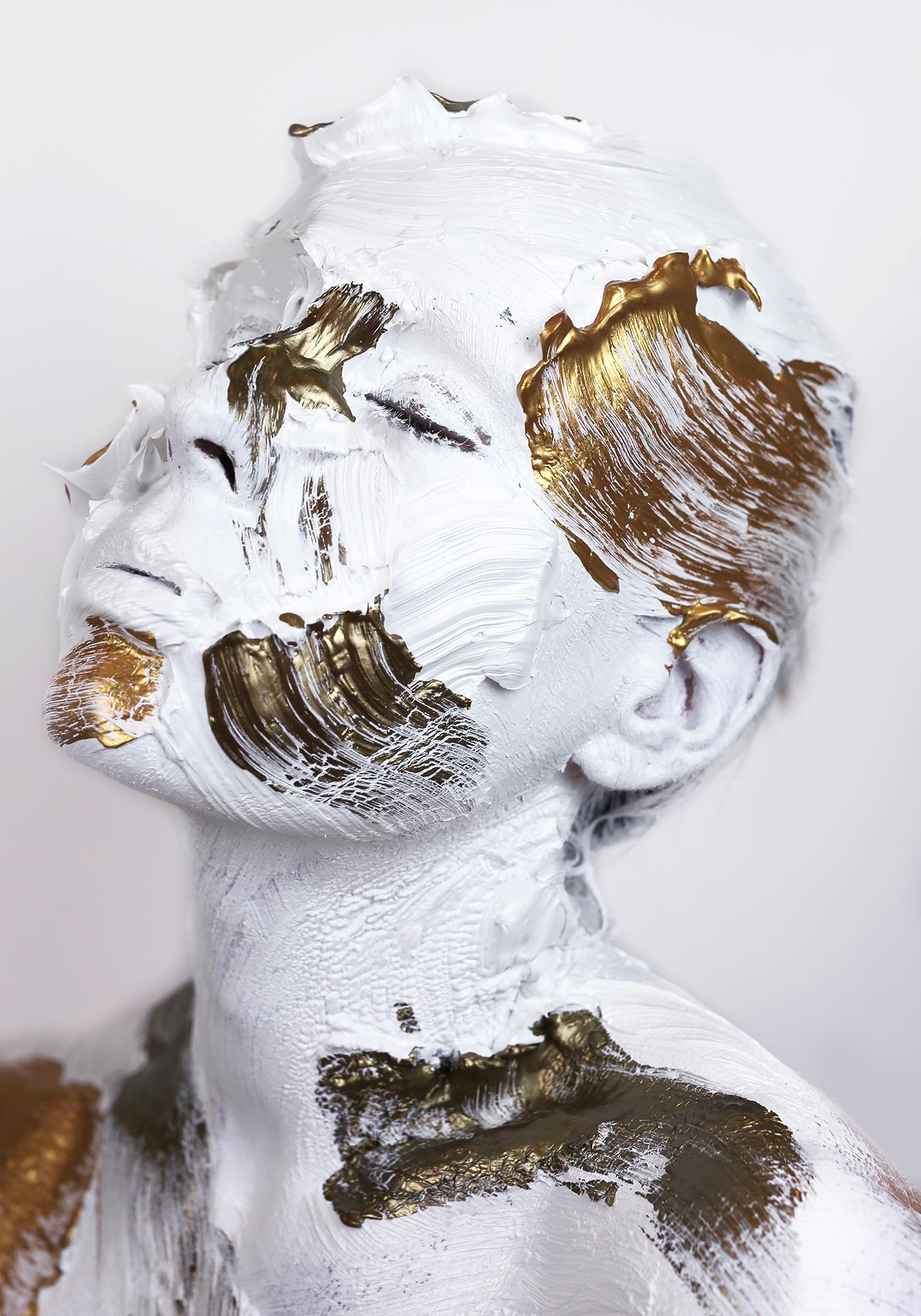Negate & Gild + Gold #5