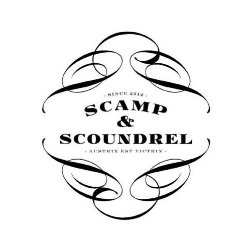 Naming names Scamp and Scoundrel logo.jpg