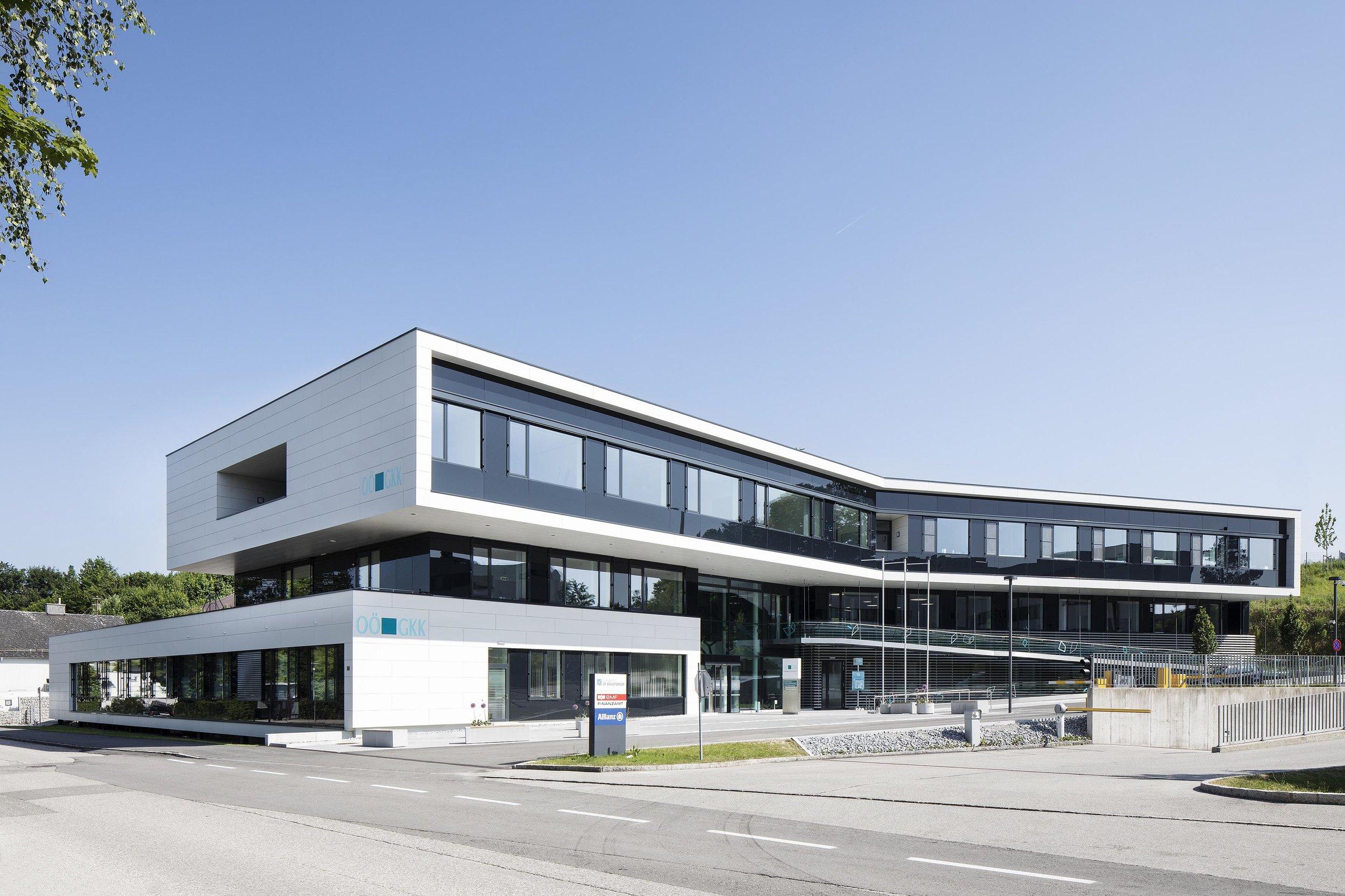 Gesundheitszentrum Vöcklabruck