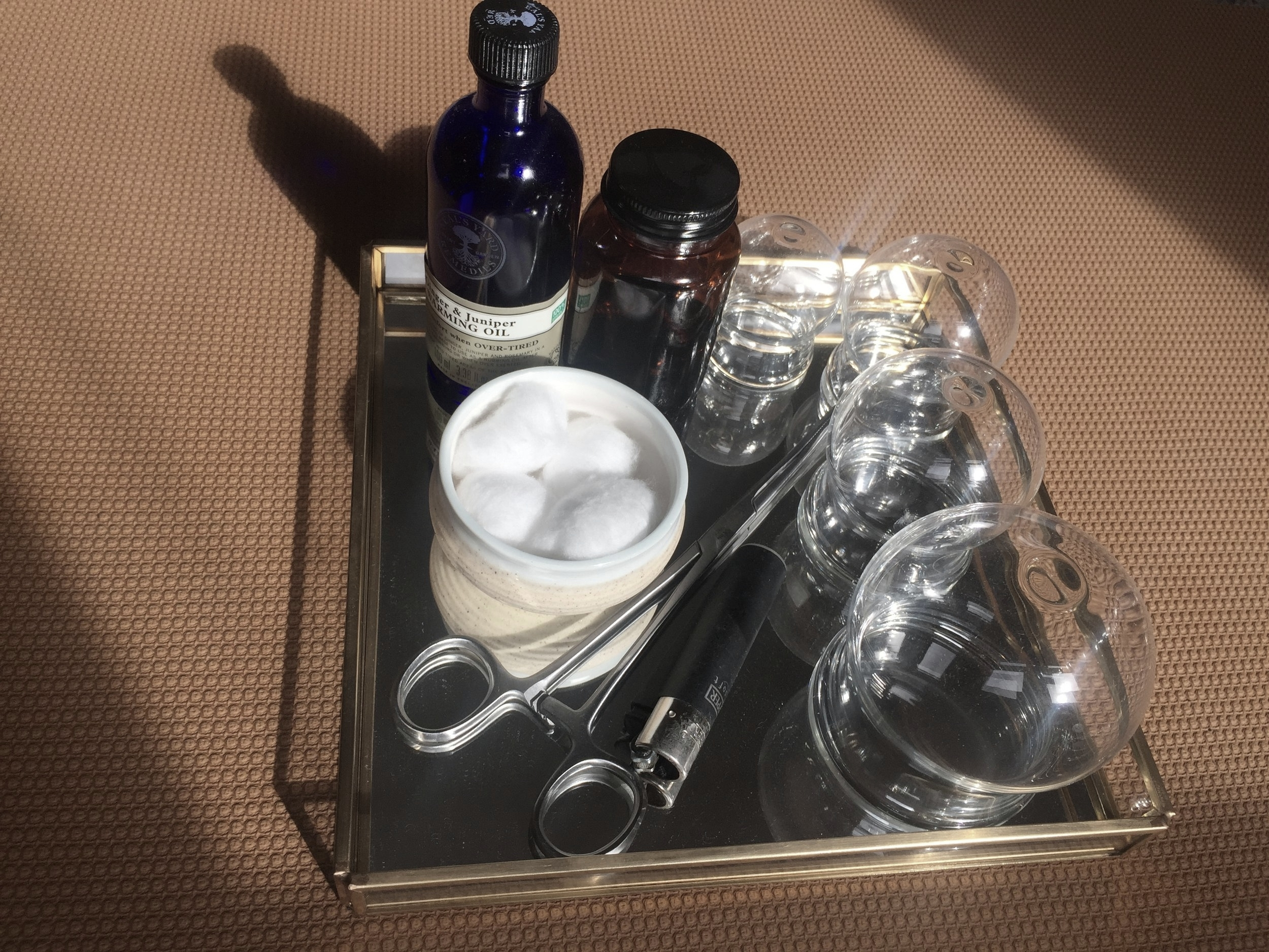 Cupping tools