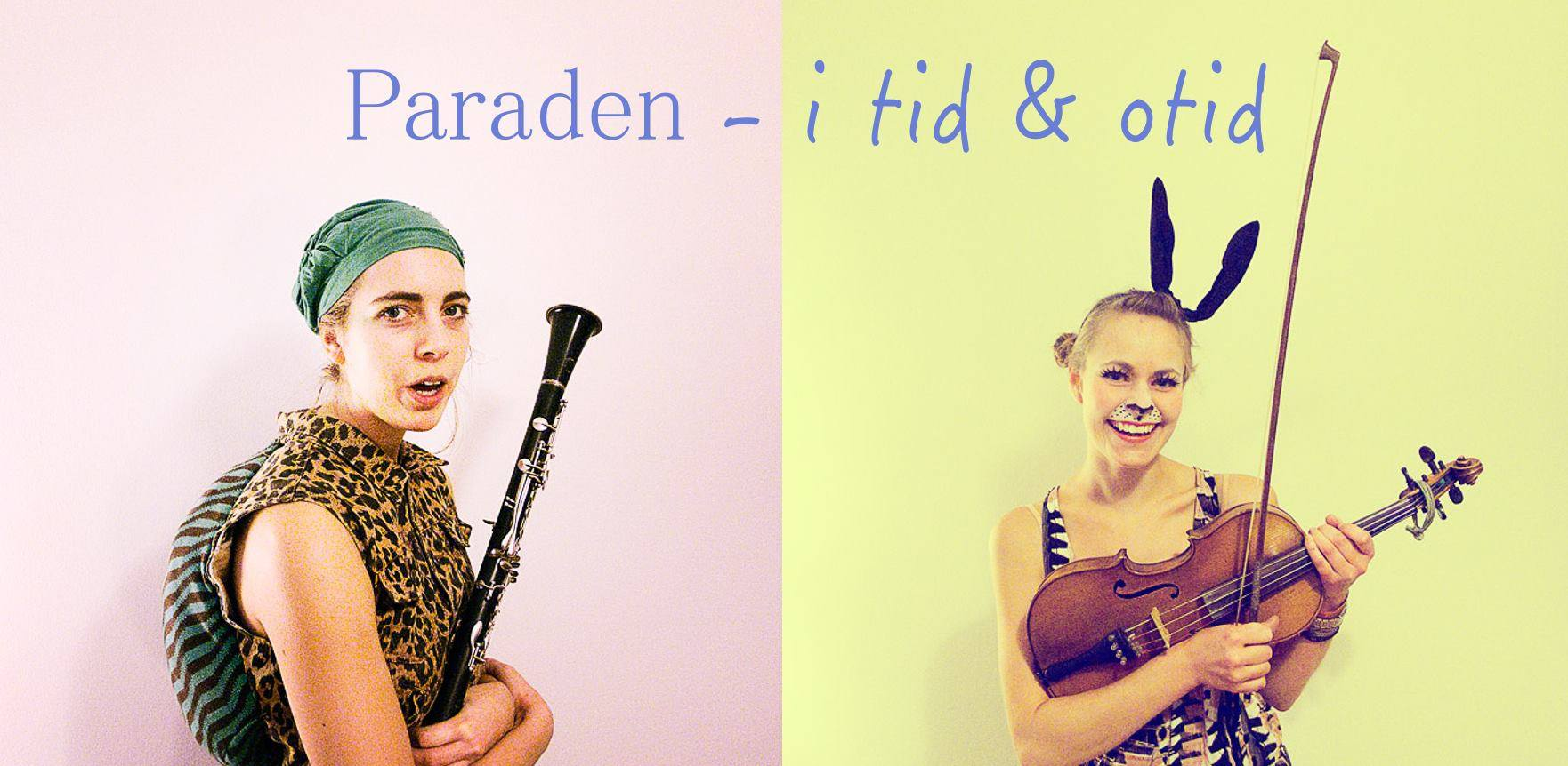 "PARADEN  MUSIC THEATRE/FOLK MUSIC DUO  A MODERN VERSION OF THE CLASSIC TALE ""THE TURTLE AND THE HARE"""
