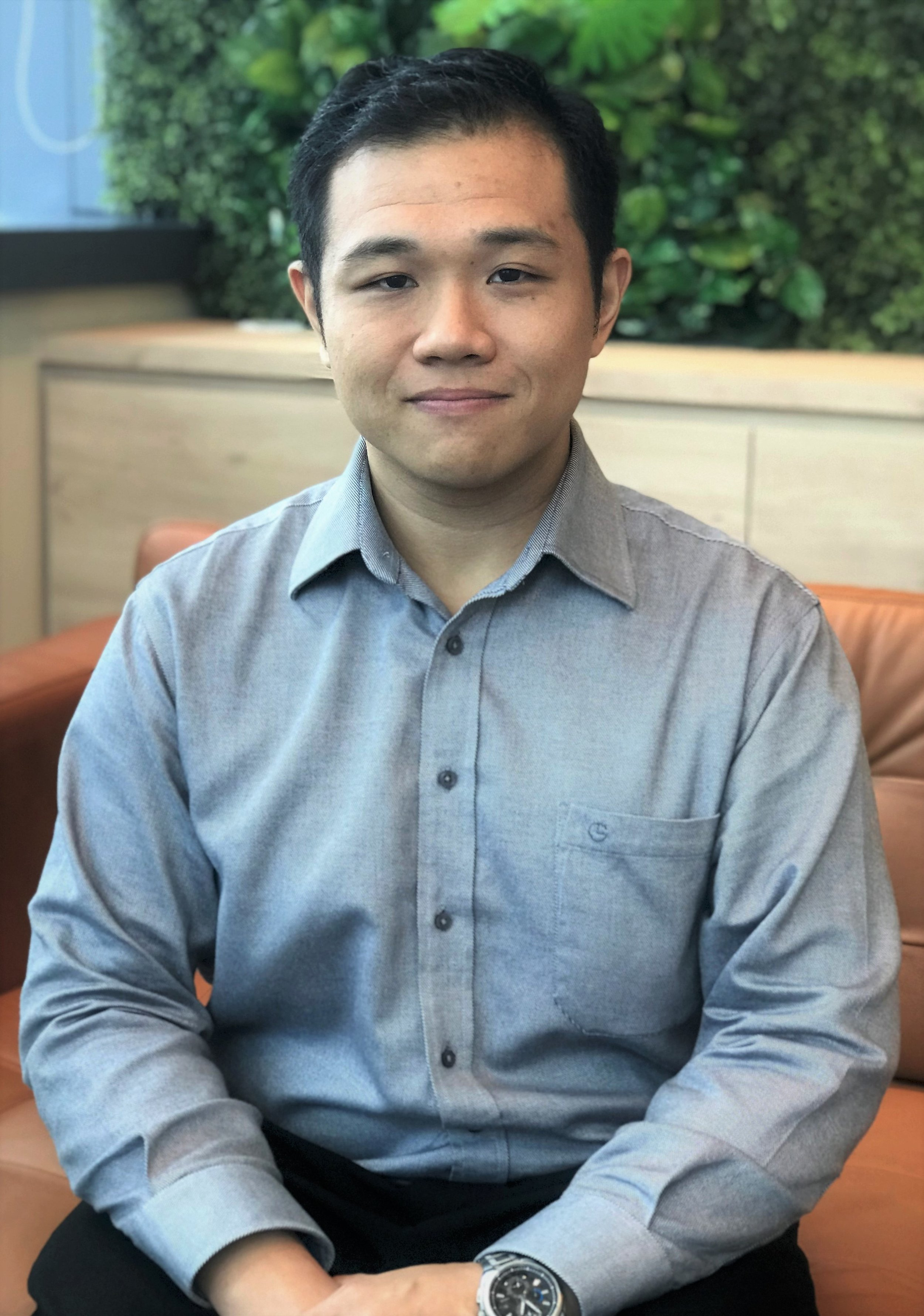 Victor Wong - Clinical Psychologist in Singapore