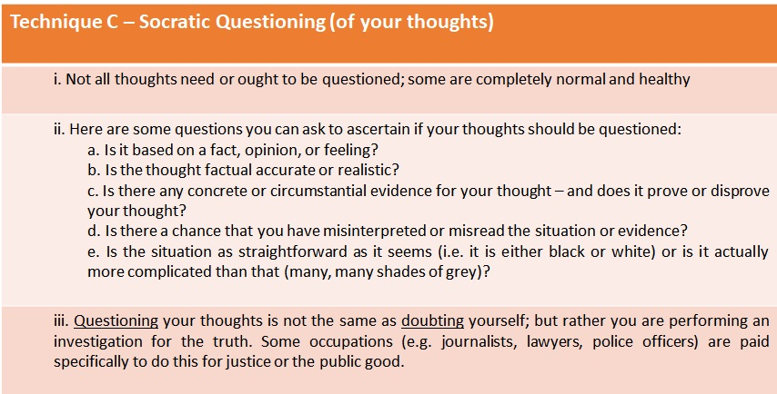 CBT Technique C - Questioning your thoughts.jpg