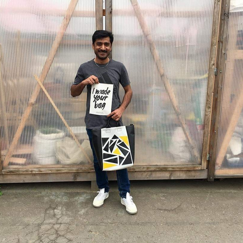 Meet Abid - Tailor and designer for mimycri