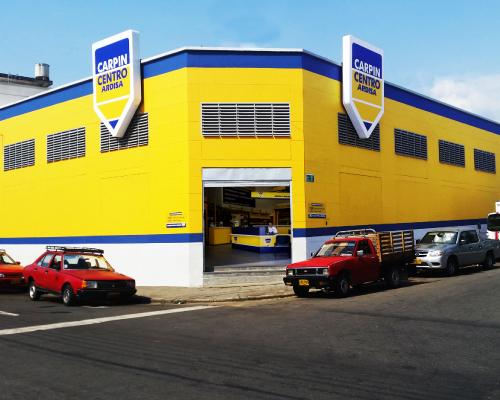 Carpincentro Calle 24