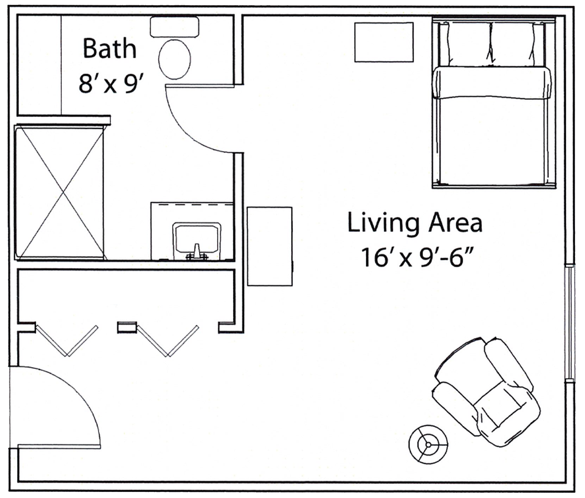 BartonWoodsWest - OneBedroomSingle - Floorplan.png