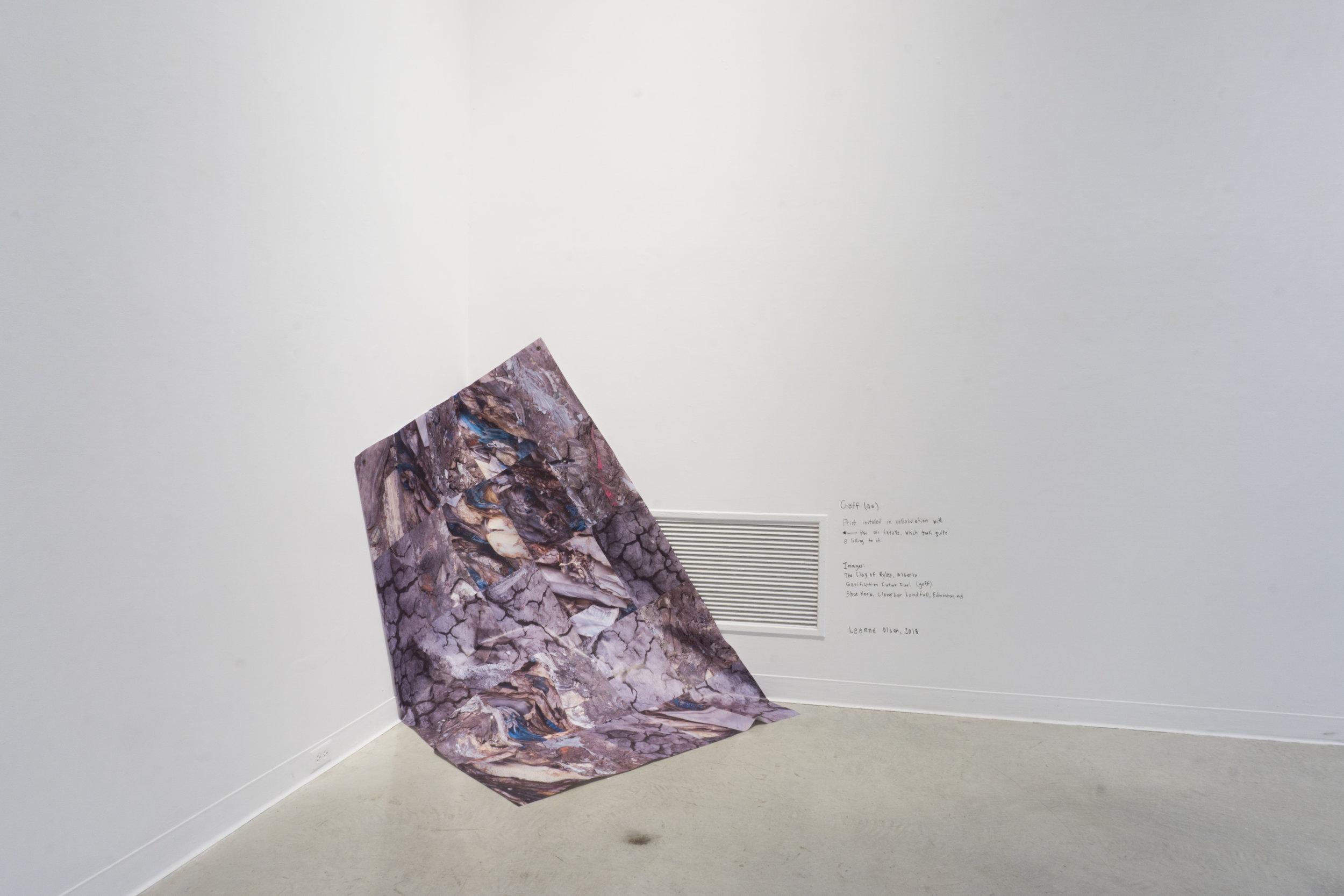 work by Leanne Olson
