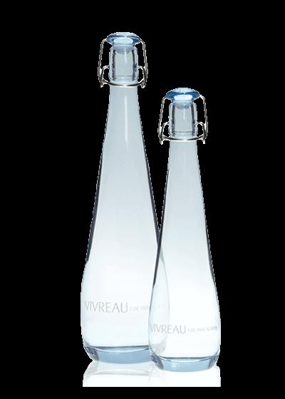 Exclusive Vivreau Bottles